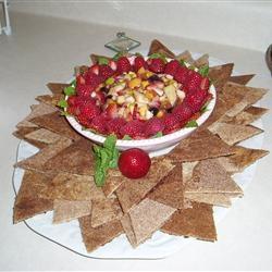 Annie's Fruit Salsa and Cinnamon Chips: Allrecipes.com