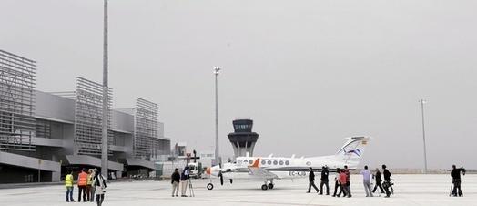 aeroporto corvera