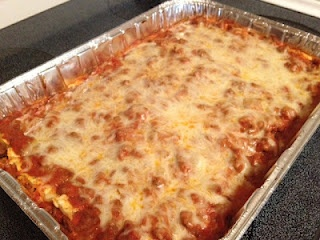 Three Meat Lasagna | Favorite Recipes | Pinterest