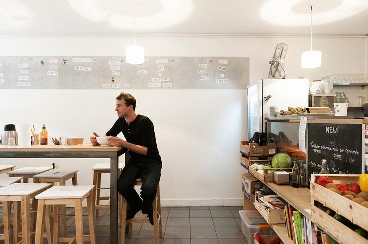 Bob 39 S Kitchen Rue Des Gravilliers 75003 Paris Vegan Only
