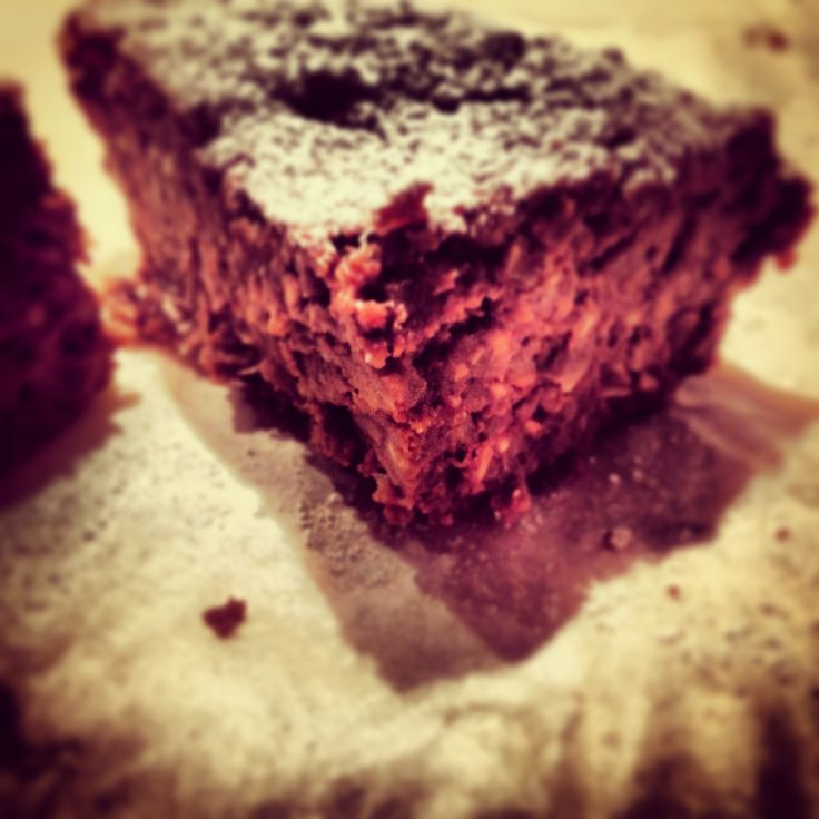 From Additive Free Pantry: Chocolate Chickpea Cake / Muffins High ...