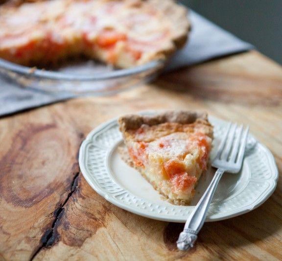 Texas Grapefruit Pie Recipe — Dishmaps