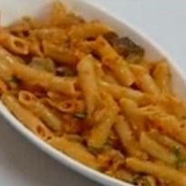style whole wheat #pasta made with yellow peppers, tangy tomatoes ...