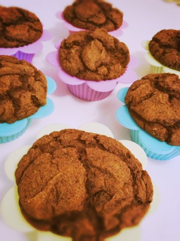 Buckwheat muffins: Not a good recipe:P | Tested Pinterest Recipes | P ...