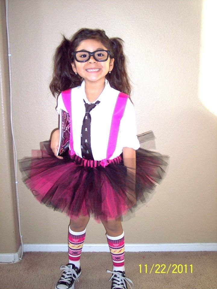 Nerd Costume For Girls With A Tutu  sc 1 st  Images free download & Nerd Costume For Girls With A Tutu u2013 images free download - Best 25+ ...
