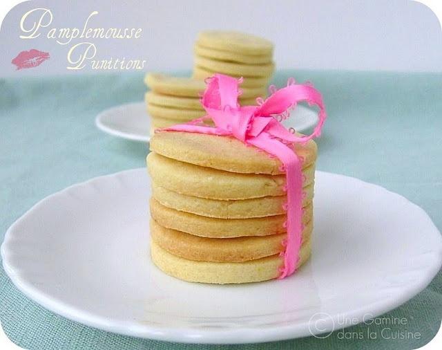 grapefruit cookies | #Foodloving | Pinterest