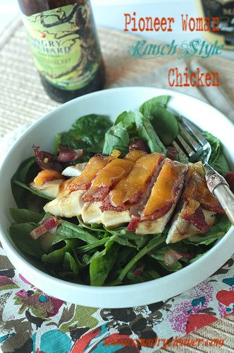 PW Wednesday - Ranch Style Chicken - super simple for a weeknight meal ...