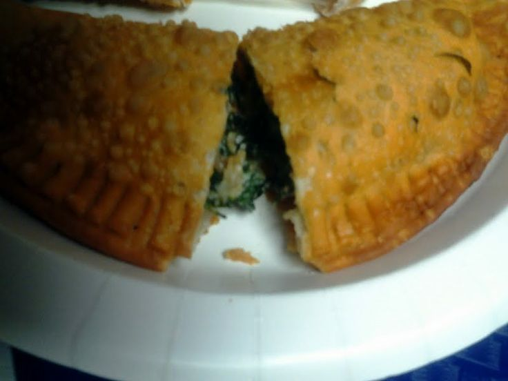"spinach and cheese empanada - ""yummy"" @allthecooks #recipe"