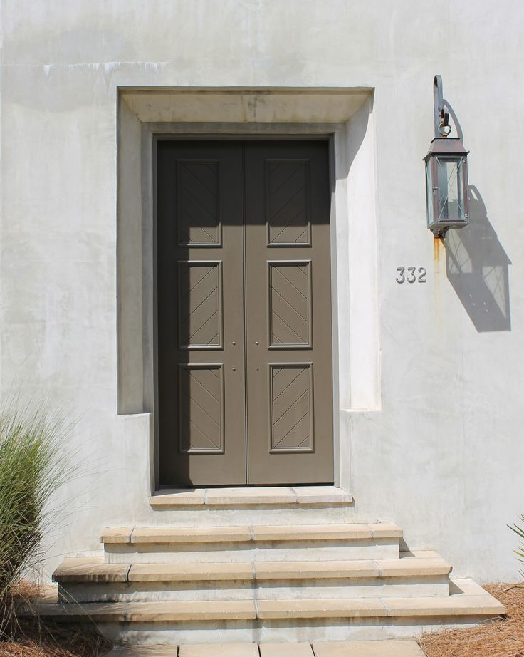 beach house door by mcalpine tankersley