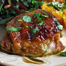 curried honey dijon roasted chicken   recipes // oven roasts, pot roa ...
