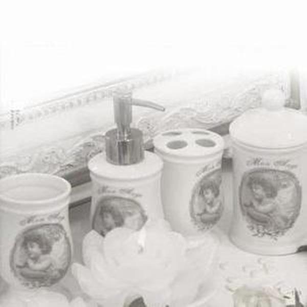 Accessoires salle de bain Mon Ange Mathilde M décoration #cosy pour ...