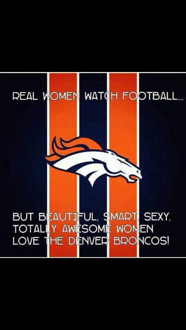 Love the Denver Broncos