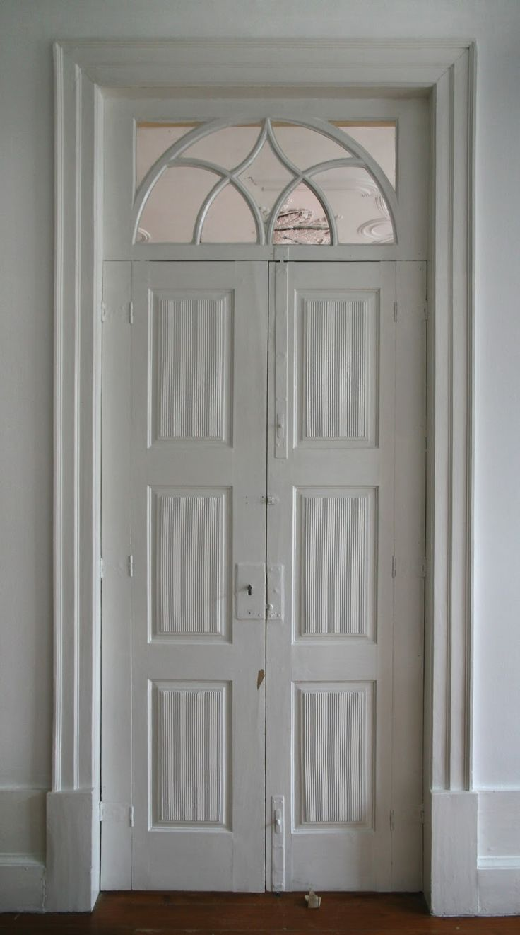 Interior French Doors Interior French Doors Transom