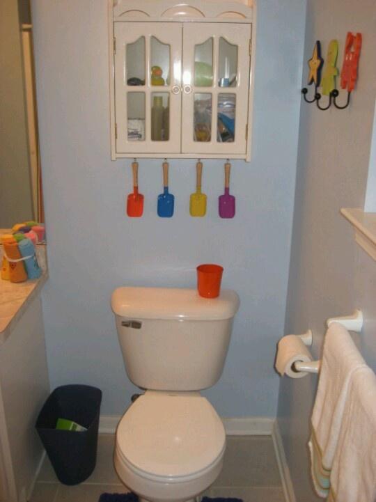 Beach bathroom lake house ideas pinterest - Lake house bathroom ideas ...