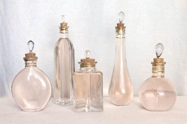 DIY Perfume Bottles
