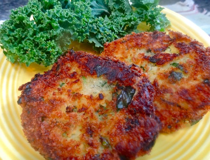 Salmon & Potato Cakes | Channeling My Inner Julia Child | Pinterest