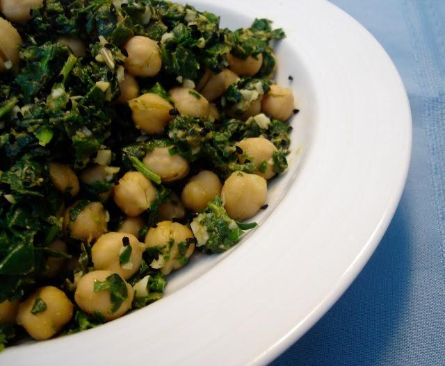 spinach chickpea casserole | plants | Pinterest