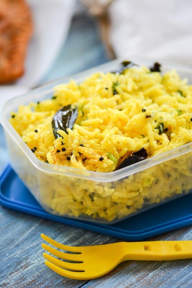 Picnic Yogurt(Curd) Rice Recipe | ChefDeHome.com