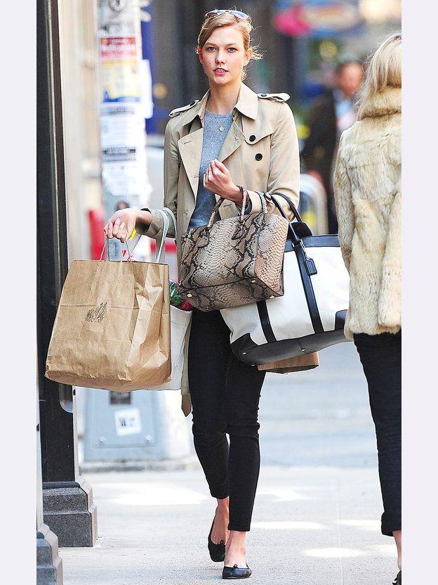 Karlie Kloss | Casual Style | Pinterest
