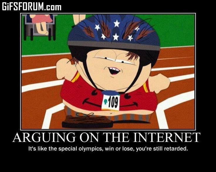 Arguing on the internetInternet Argument Meme
