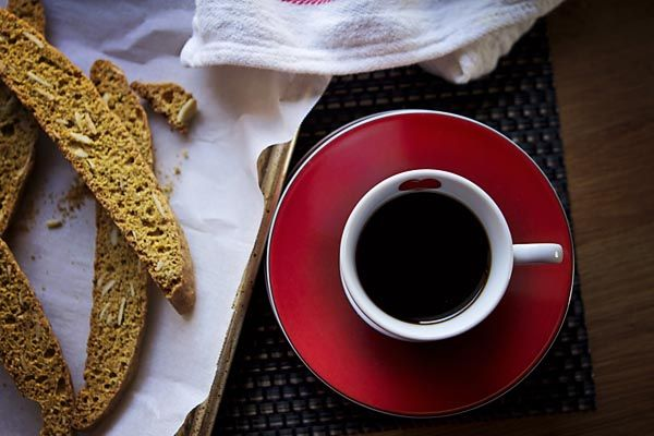 GLUTEN-FREE ROSEMARY-TANGERINE BISCOTTI | Festive Food and Drink | Pi ...