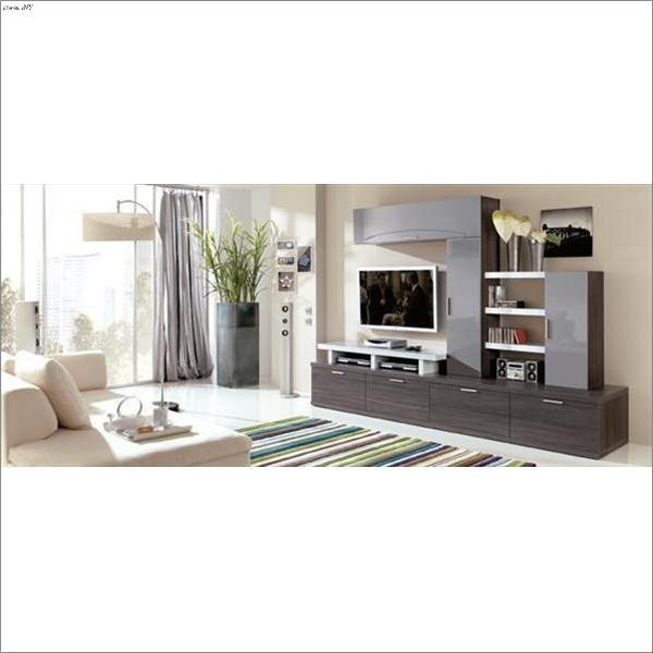 Modern entertainment wall unit accent furniture ideas pinterest - Modern entertainment wall unit ...