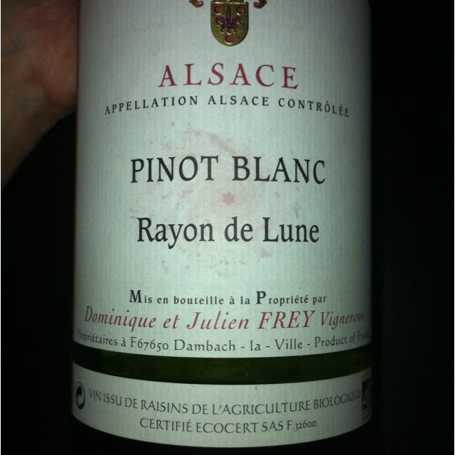 Alsatian Pinot Blanc! #wine | Wine Bottles | Pinterest