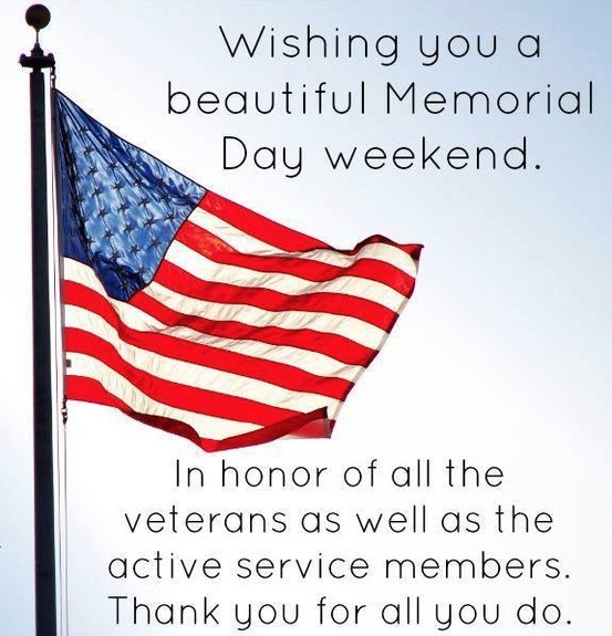 sayings on memorial day