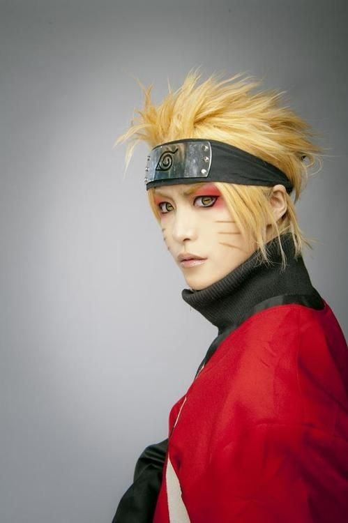 Anime Characters To Cosplay : Naruto cosplay awesome right pinterest