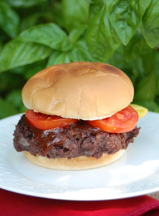 Black Bean Burgers. The liquid smoke adds a lovely flavor, it tastes ...
