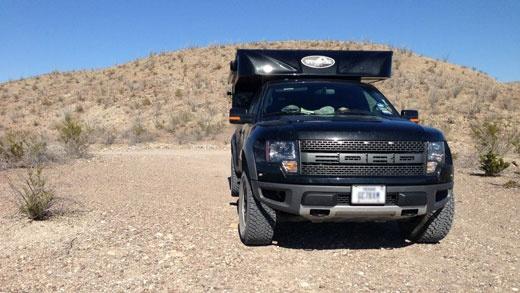 Cool 2012FordCamperVan Ford Camper Van Off Road