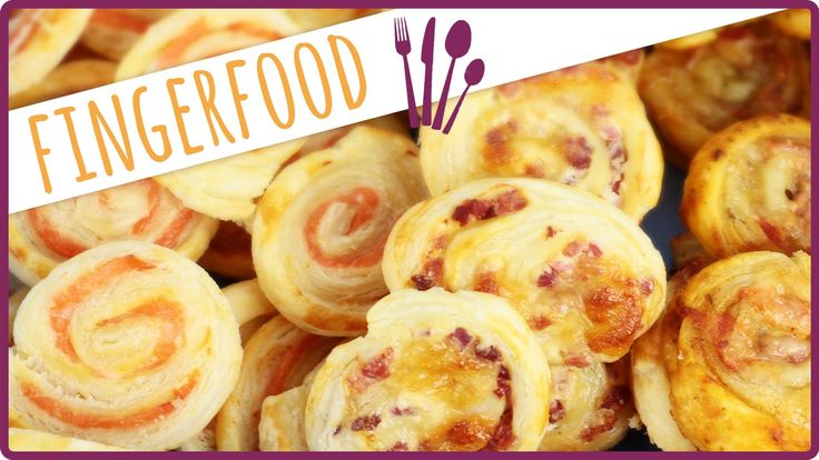 Fingerfood l Blätterteig Schnecken   Cooking, Snacks   Pinterest
