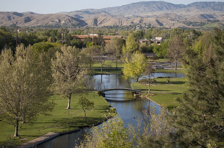 Ann Morrison Park (Boise, ID). And Here We Have Idaho Pinterest