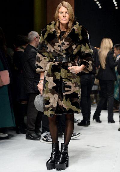 Pour ou contre la fourrure camouflage ?