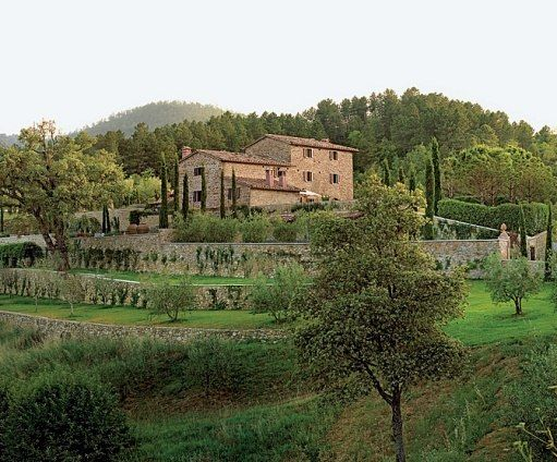 15th c Tuscan Farmhouse Tuscan Villas