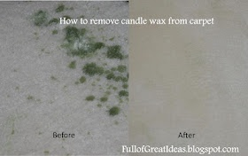 How To Remove Wax From A Carpet The Family Handyman Apps