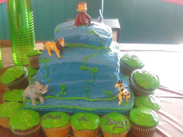 baby shower cakes baby shower zoo cake ideas