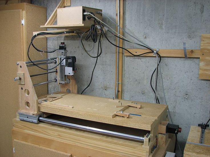 My diy cnc wood router cnc routers pinterest for Diy router