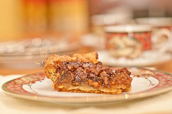 Southern Pecan Pie is a staple pie recipe served all year long in the ...
