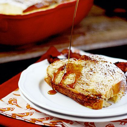 Overnight French Toast | Spoonful | UMMM Meatloaf! | Pinterest