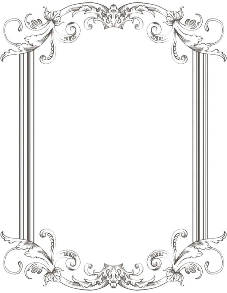 fancy menu borders templates | datariouruguay