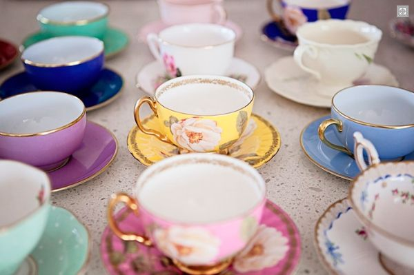 Beautiful Wedding, Home and Life! A Blue and Pink Preppy Kitchen Tea