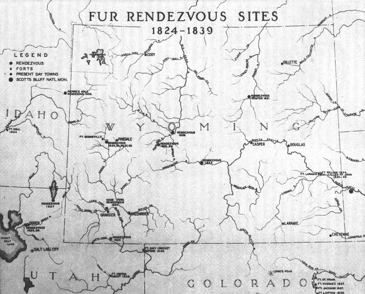rendezvous fur trade
