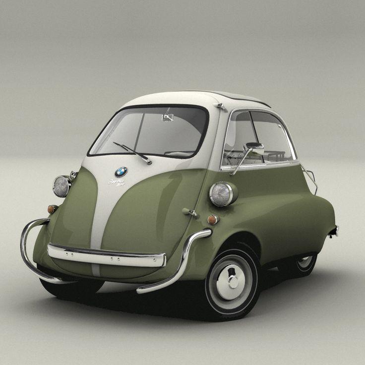The Isetta, 1962