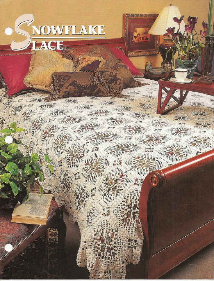 Annies Attic Crochet Patterns : ... Lace Afghan Crochet Pattern Annies Attic Crochet & Quilt Club