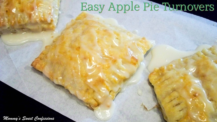 ... : Easy Apple Pie Turnovers( use with crock pot apple pie filling