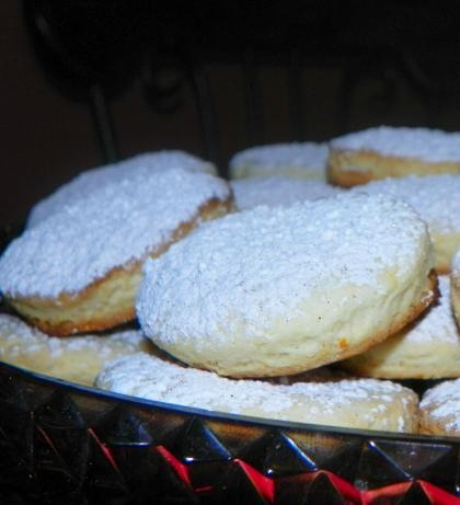 Almond Orange Cookies | Recipe