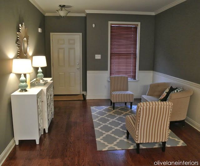 Benjamin moore chelsea gray for the home pinterest for Benjamin moore chelsea gray paint