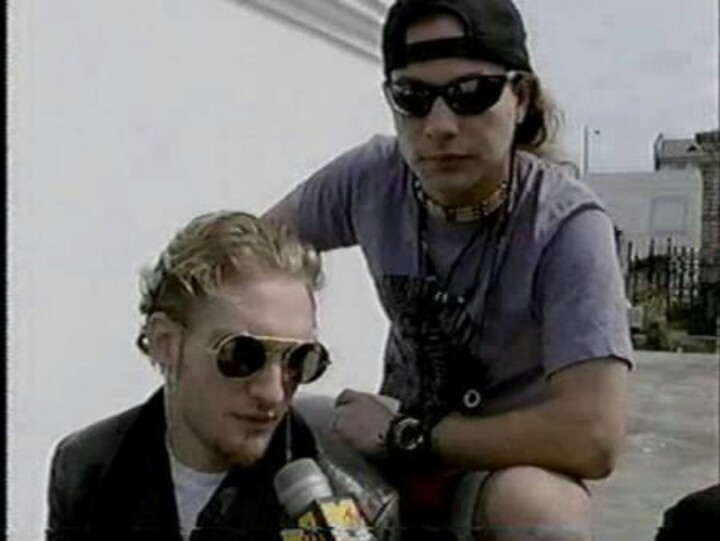 Layne Staley and Mike Starr | Mike Starr Layne Staley AIC ...