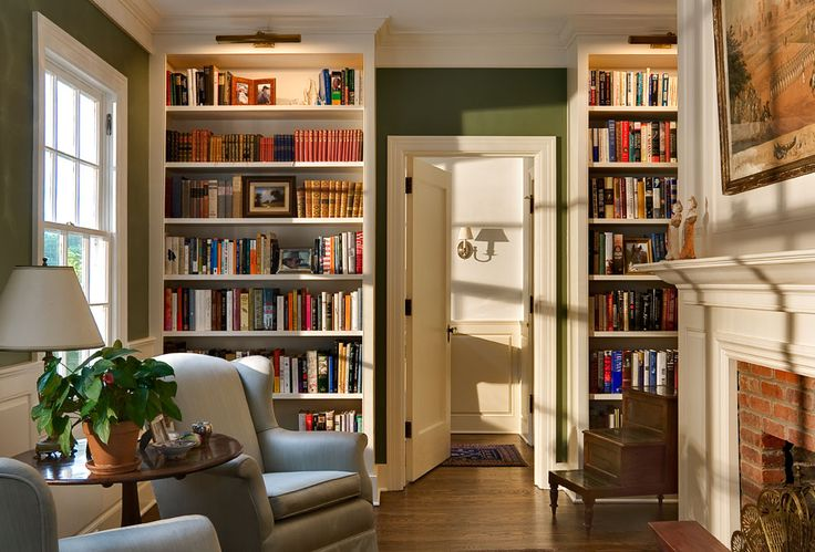 Love this reading room